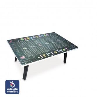 طاولة اطفال مدرسية ارضية خشب قابلة للطي رقم T20/2