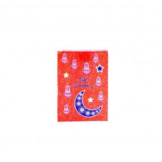 زينه تعليق رمضانية مربع ربطة رقم R-10015-1