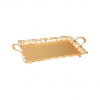 طفرية تقديم استيل  ذهبي -رقم  A8205SG