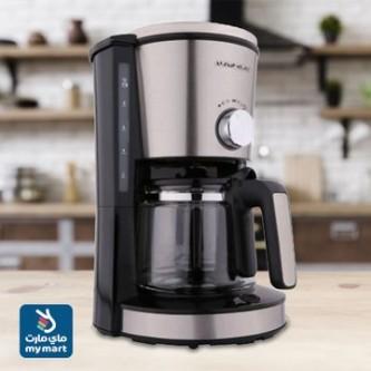 صانعة القهوة الكهربائية - من السيف - 1.25لتر 1000W رقم E03400