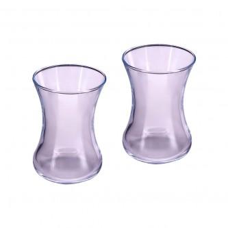 طقم كاسات زجاج , 6 حبه ,رقم 570-07-42281/SB