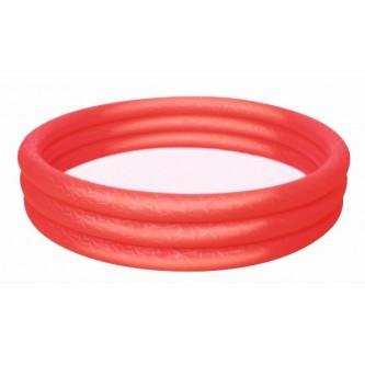 بركة سباحة دائري ملون للاطفال 3 طبقات 33*183 سم رقم 51027