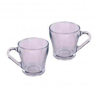 طقم بياله شاي زجاج شروما 3 حبه رقم 570-07-55233/SB16