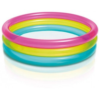 بركة سباحة دائري ملون للاطفال رقم 57104NP