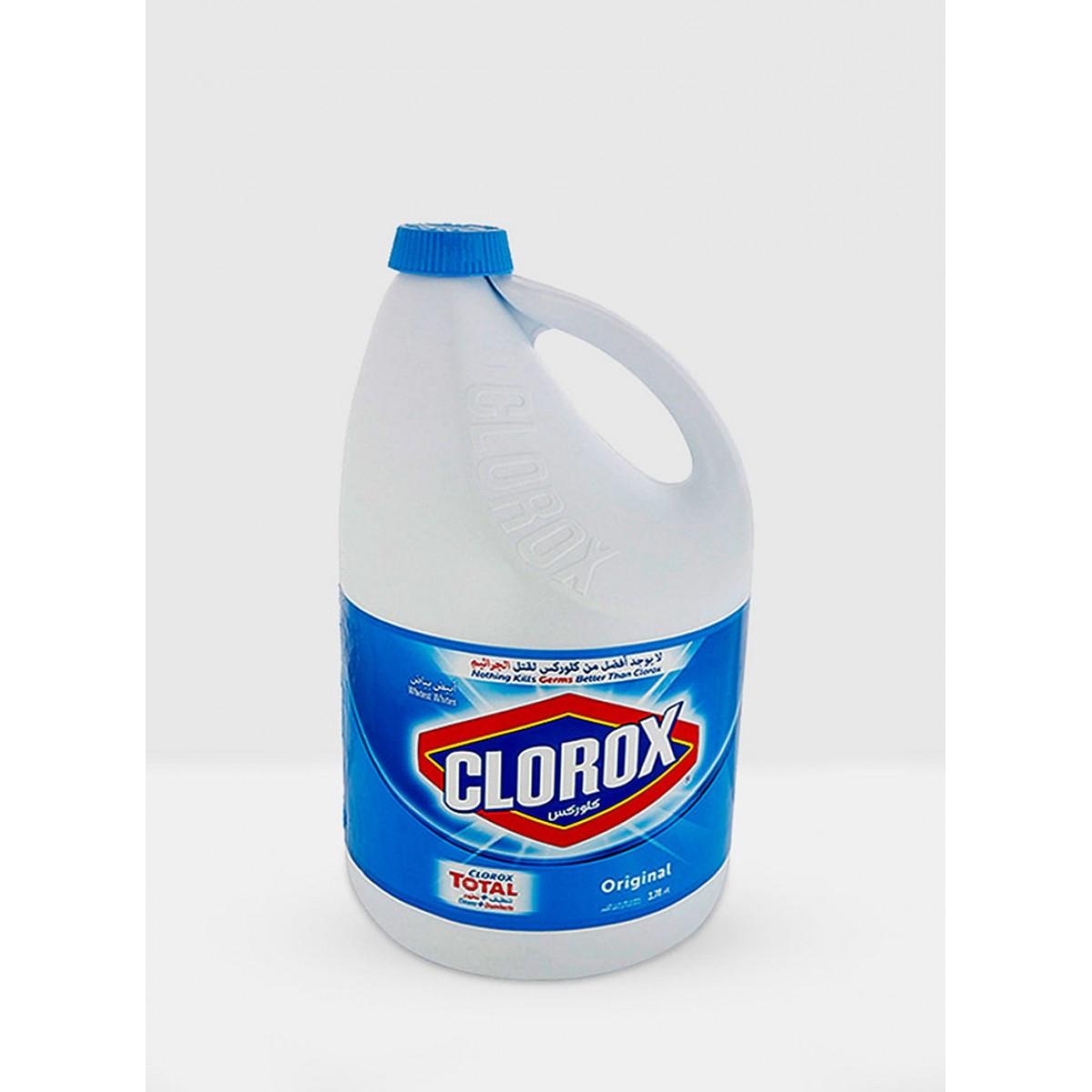 كلوركس - مبيض الملابس الأصلي 1 جالون