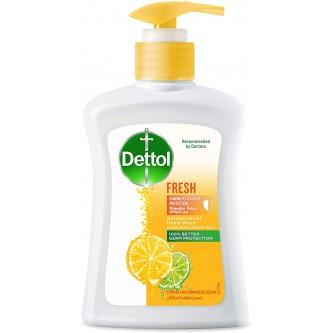 صابون سائل ديتول غسول اليدين المنعش ليمون 200 مل