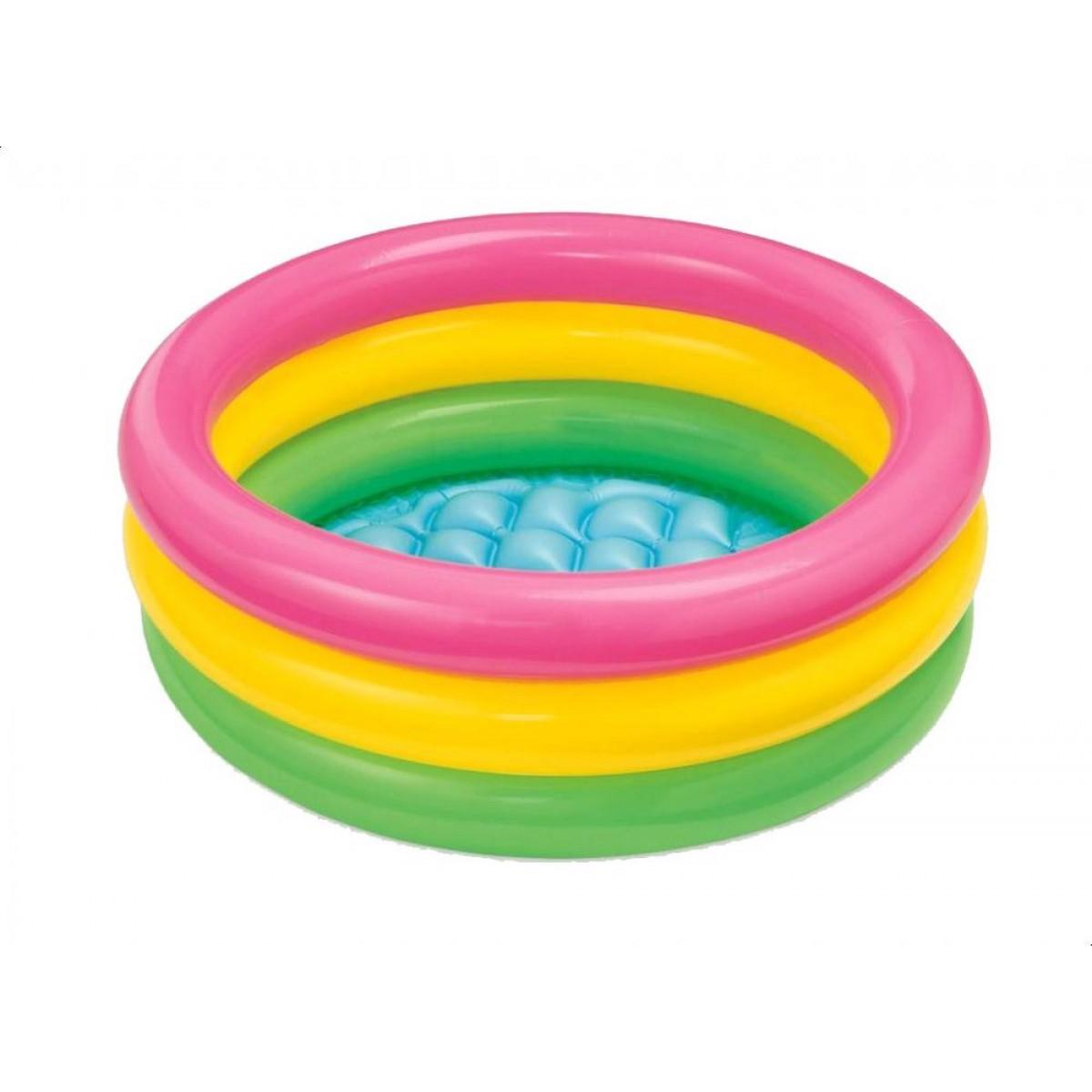 حوض سباحة قابل للنفخ سنست جلو للاطفال من انتكس - 57107NP