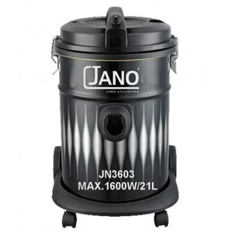 مكنسة كهربائية جانو - 1600 واط - 18 لتر -JN3604