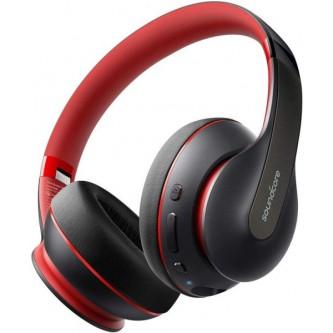 سماعة رأس انكر سماعة ساوندكور Q10 لايف وايرلس لون اسود احمر A3032H12