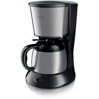 صانعة قهوة ، فيليبس , فضي  موديل HD7478/20