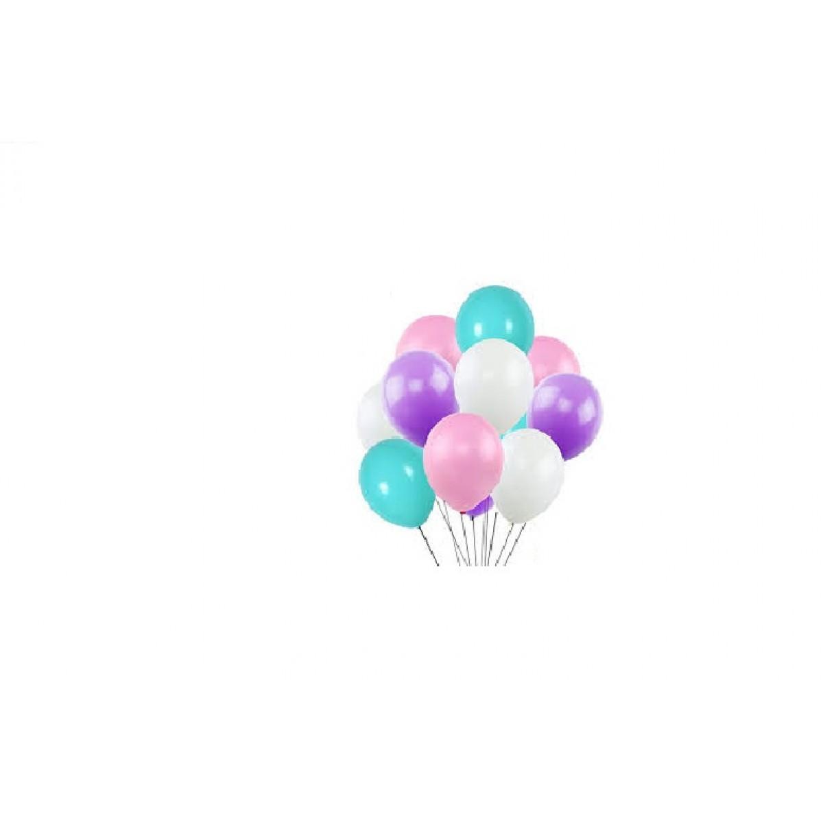 مجموعة بالونات حبل 25 حبه W6566