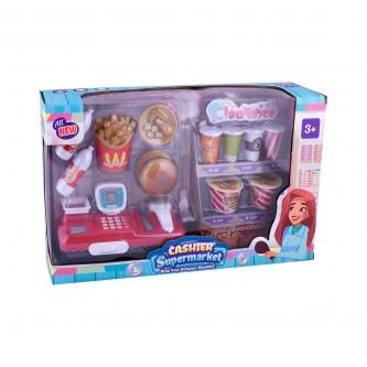 علبة مطبخ مع مع صندوق محاسبة رقم MO-7180
