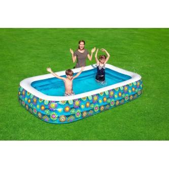 بركة سباحة مستطيلة قابلة للنفخ من بيست واي  - 54121