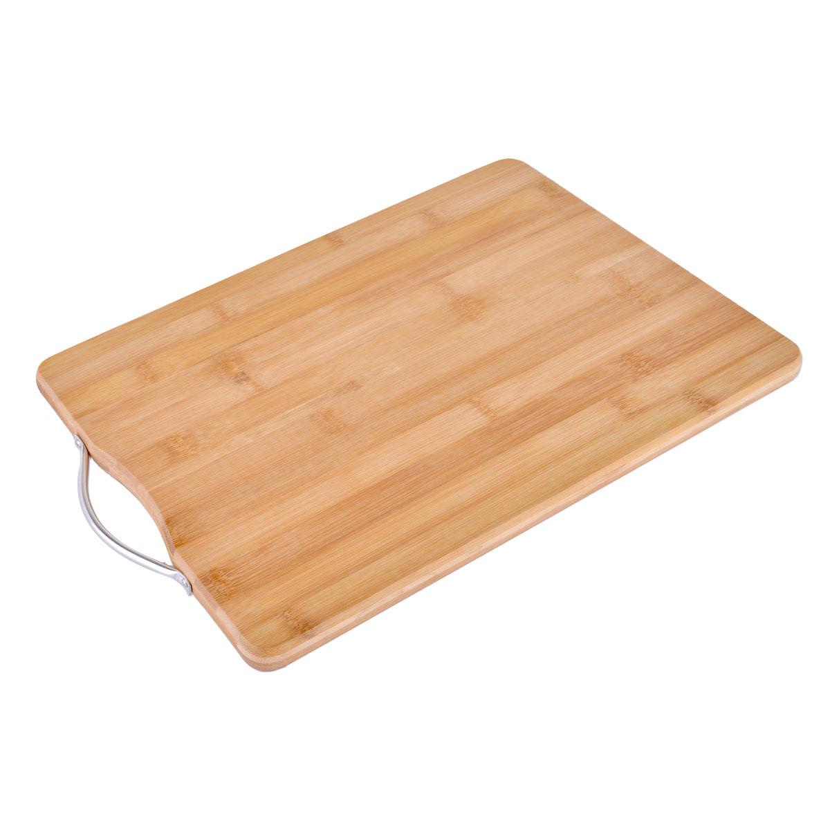 لوح تقطيع خشبي 38x27 cm  من ماي مارت.