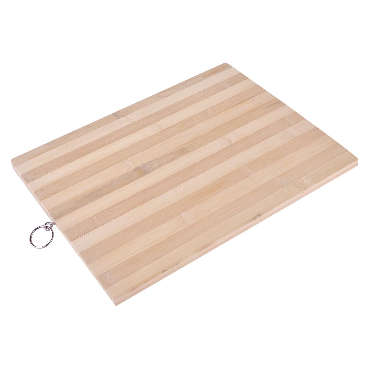 لوح تقطيع خشبي 35x26 cm  من ماي مارت.