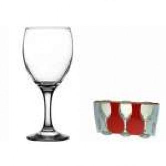 كاسة عصير زجاج 3 قطعة 1077952