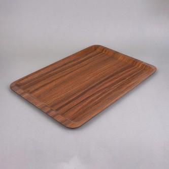 طفرية تقديم خشب فور ميكا مستطيل  60*40