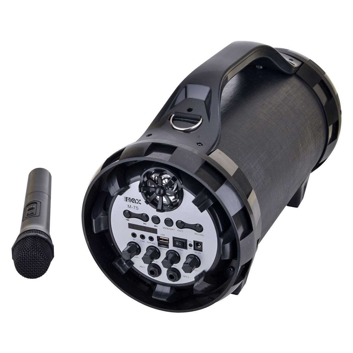 مكبر صوت بلوتوث قابل للشحن MAX-M-75