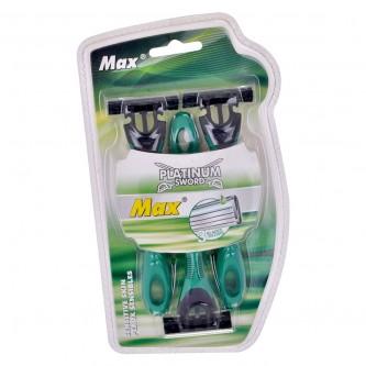 ماكينة حلاقة استخدام مرة واحده من ماي مارت(MAX)YM-15793