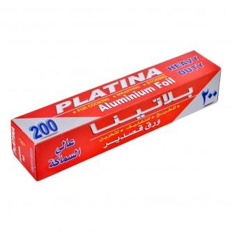 قصدير المنيوم بلاتينا , 300mm * 30mts