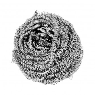 سلك ناعم موج استانلس استيل