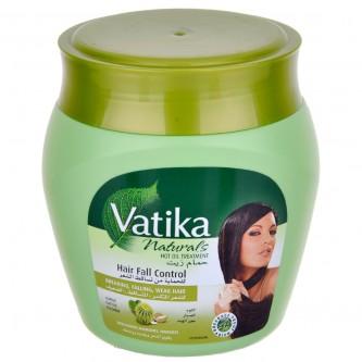 حمام زيت للحماية من تساقط الشعر فاتيكا - الثوم والصبار وجوز الهند - 500 جرام