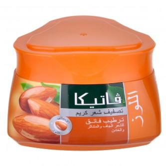 فاتيكا كريم الشعر ترطيب فائق - اللوز والعسل والألوفيرا  - 140مل