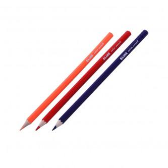 اقلام تلوين خشبية اس لاين - 12 قلم تلوين - 17253