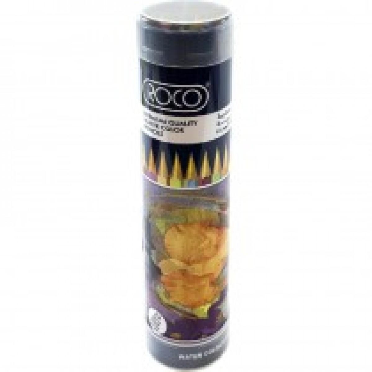 اقلام تلوين خشبية مائية روكو مع فرشاة,24 قلم تلوين