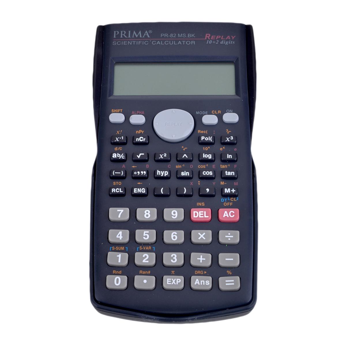 الة حاسبة علمية بريما   - PR-82MS.BK