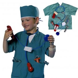 ملابس مهن زي الطبيب