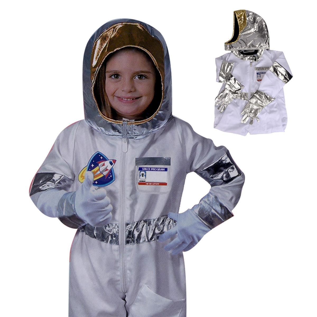 ملابس تنكر رجل الفضاء .