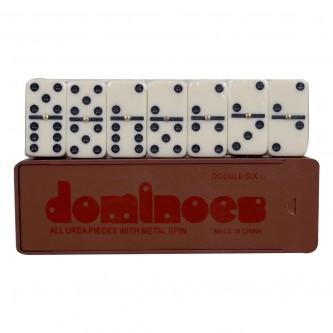 لعبة ضومنة الدومينو
