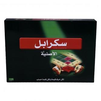 لعبة سكرابل طاولة لغة عربية الاصلية 101962