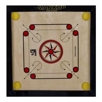 لعبة كيرم بورد - لعبة جماعية (كيرم) 50 * 50 سم