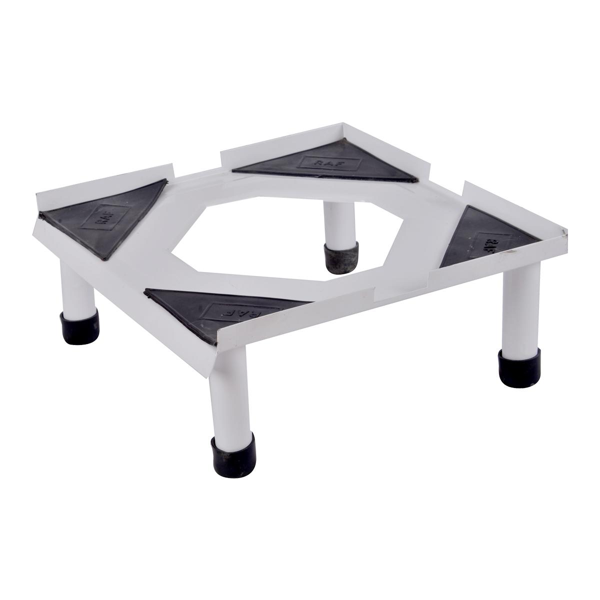 قاعدة ثلاجة ( برادة )  مربعة الشكل - بدون كفرات
