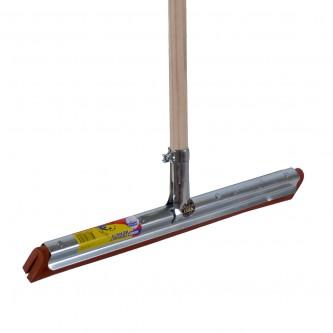ممسحة ارضيات فيرو  مع عصا خشبية  -  55 سم - بلجيكية الصنع