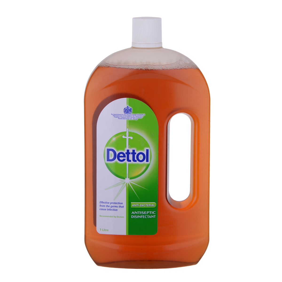 ديتول مطهر سائل مضاد للبكتريا لجميع الأغراض 1لتر