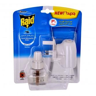 سائل قاتل البعوض الكهربائي من raid