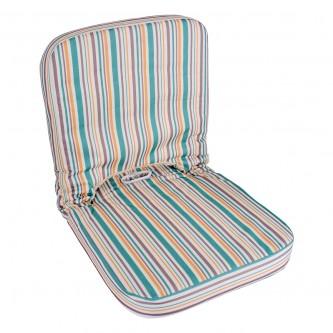 كرسي رحلات قماش ارضي قابل للطي موديل 17000