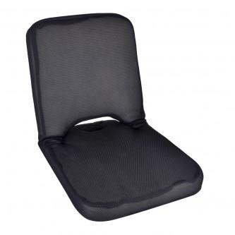 كرسي رحلات قماش ارضي  قابل للطي الوان متعددة