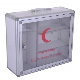 صندوق الاسعافات الأولية  - المنيوم - رقم 554290