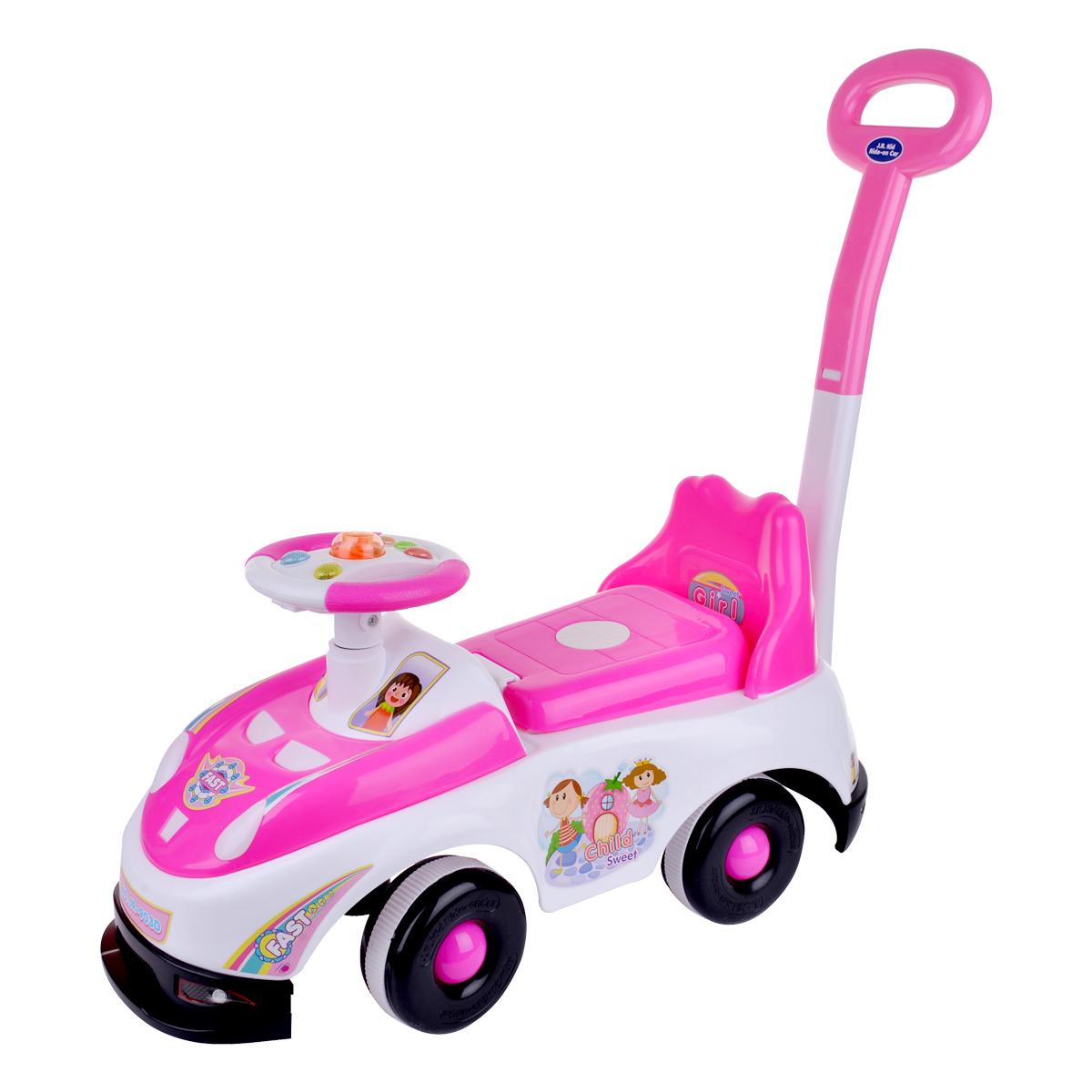سيارة دفع للاطفال الوان متعدده - رقم 101545 - من ماي مارت
