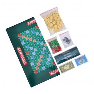 لعبة سكرابل ومونوبولي ( 2 * 1 )  من ماي مارت