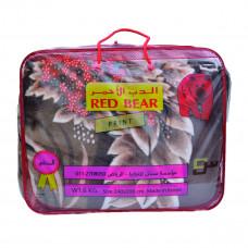 بطانية كوري الدب الاحمر - 6 كيلو جرام - 240 * 200 سم
