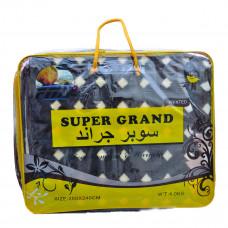 بطانية كوري سوبر جراند  - 4 كيلو جرام - 200  * 240 سم