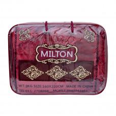 بطانية ميلتون محفر  - 3 كيلو جرام - 160 * 220 سم