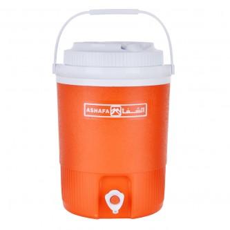 ترمس الشفاء - حافظة مياه وثلج - 2جالون -  7.8 لتر
