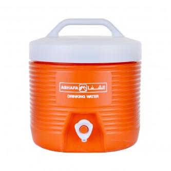 ترمس الشفاء - حافظة مياه وثلج  -  4  لتر -  1 جالون