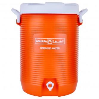 ترمس الشفاء - حافظة مياه وثلج  -  20  لتر -  5 جالون
